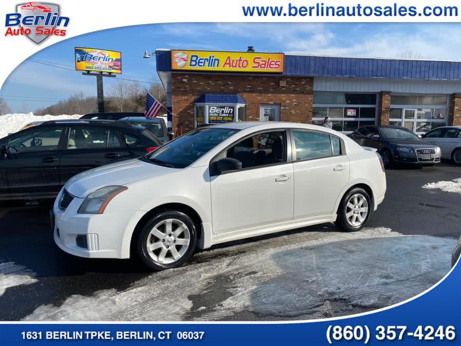 Used 2010 Nissan Sentra in Berlin, Connecticut | Berlin Auto Sales LLC. Berlin, Connecticut