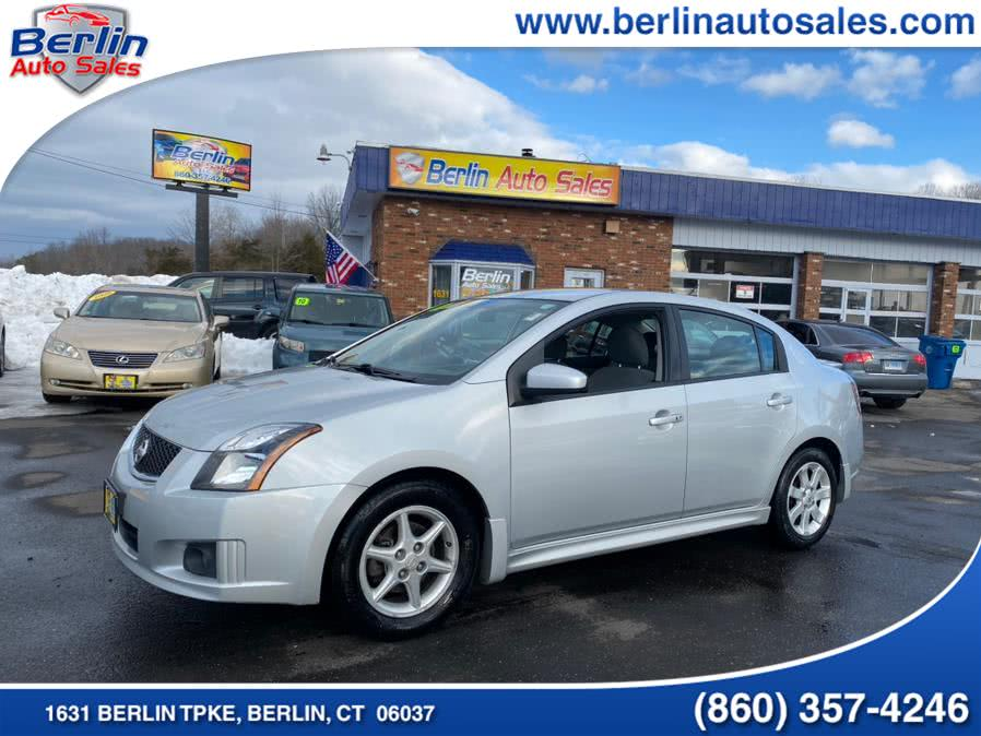 Used Nissan Sentra 4dr Sdn I4 CVT 2.0 SR 2011 | Berlin Auto Sales LLC. Berlin, Connecticut
