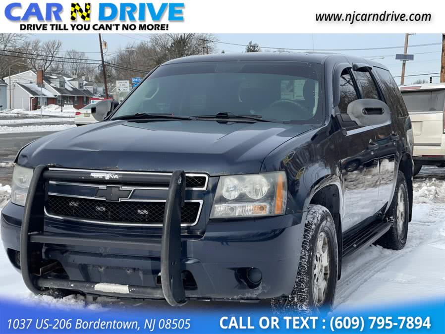 Used Chevrolet Tahoe 4WD - Police/Special Service 2009 | Car N Drive. Bordentown, New Jersey