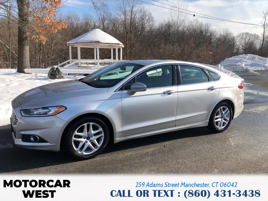 Used Ford Fusion 4dr Sdn SE FWD 2016 | Motorcar West. Manchester, Connecticut