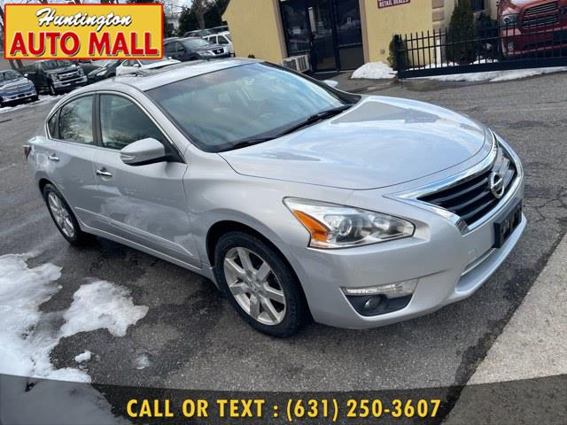 Used Nissan Altima 4dr Sdn I4 2.5 SL 2015 | Huntington Auto Mall. Huntington Station, New York