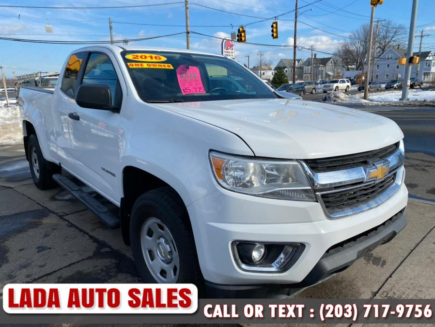 Used 2016 Chevrolet Colorado in Bridgeport, Connecticut | Lada Auto Sales. Bridgeport, Connecticut