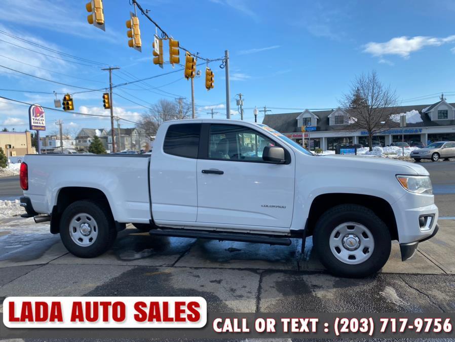 "Used Chevrolet Colorado 2WD Ext Cab 128.3"" WT 2016 | Lada Auto Sales. Bridgeport, Connecticut"