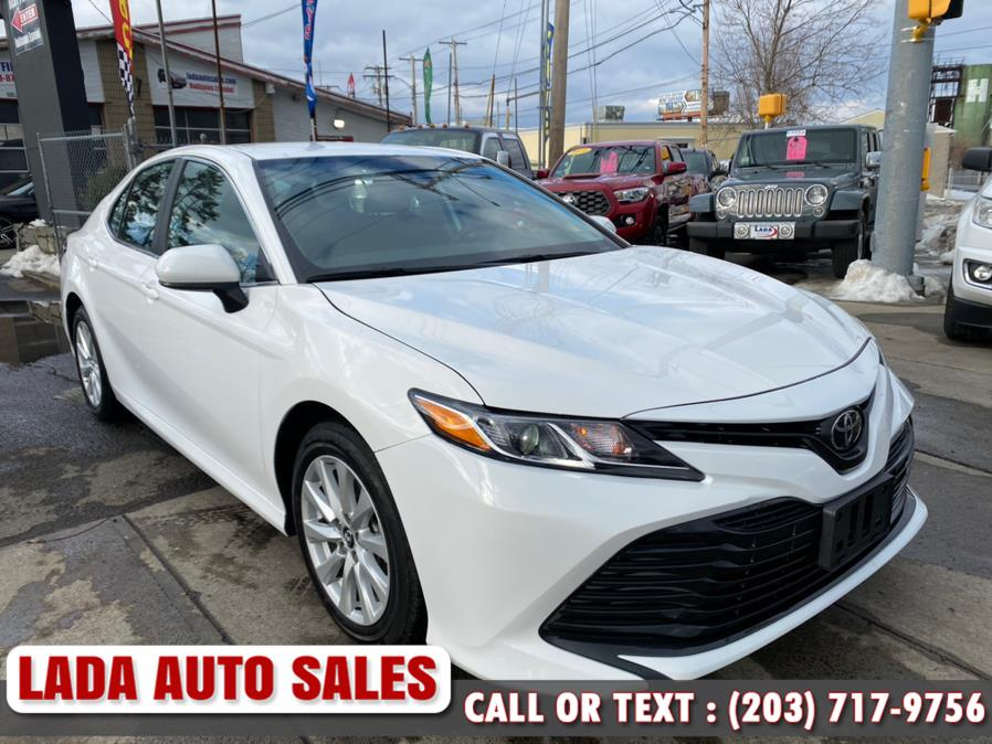 Used Toyota Camry LE Auto (Natl) 2020 | Lada Auto Sales. Bridgeport, Connecticut