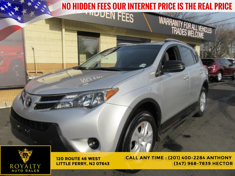 Used 2015 Toyota RAV4 in Little Ferry, New Jersey | Royalty Auto Sales. Little Ferry, New Jersey
