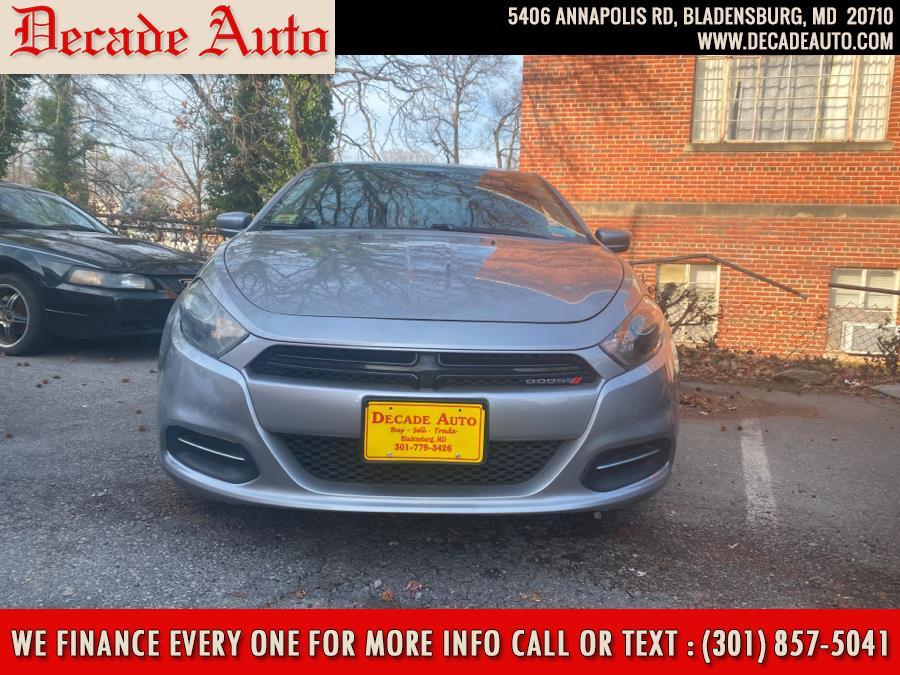 Used 2015 Dodge Dart in Bladensburg, Maryland | Decade Auto. Bladensburg, Maryland