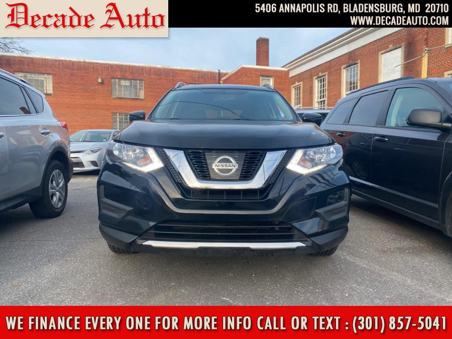 Used 2017 Nissan Rogue in Bladensburg, Maryland | Decade Auto. Bladensburg, Maryland