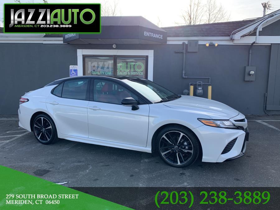 Used 2018 Toyota Camry in Meriden, Connecticut | Jazzi Auto Sales LLC. Meriden, Connecticut