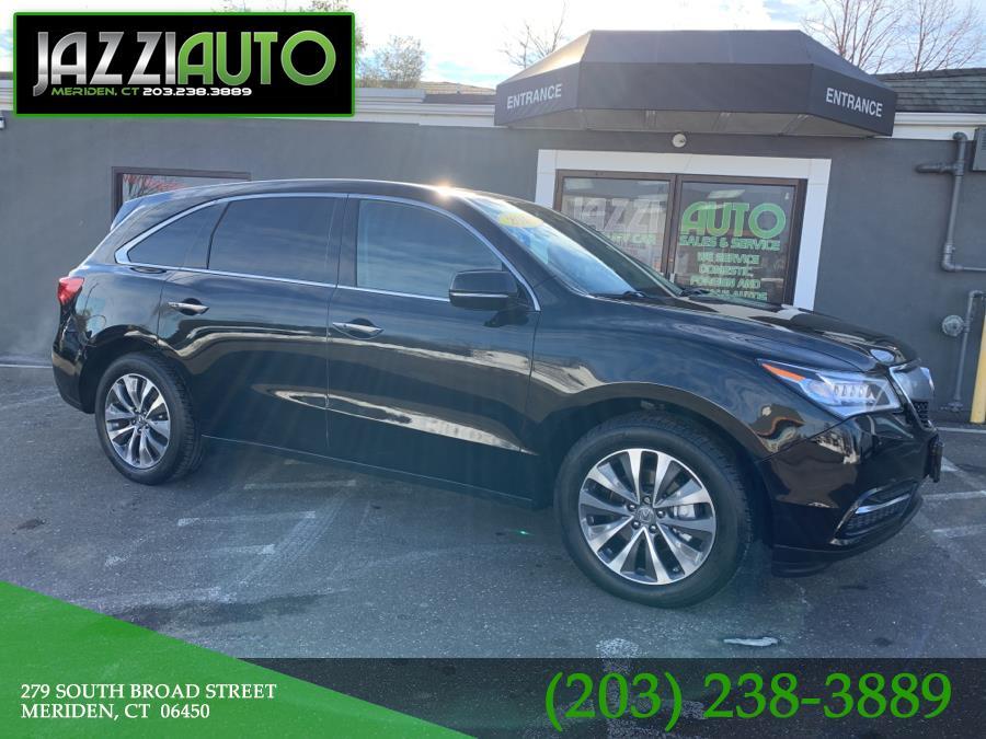 Used 2016 Acura MDX in Meriden, Connecticut | Jazzi Auto Sales LLC. Meriden, Connecticut