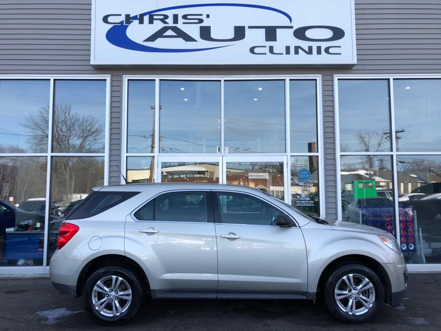 Used 2013 Chevrolet Equinox in Plainville, Connecticut | Chris's Auto Clinic. Plainville, Connecticut