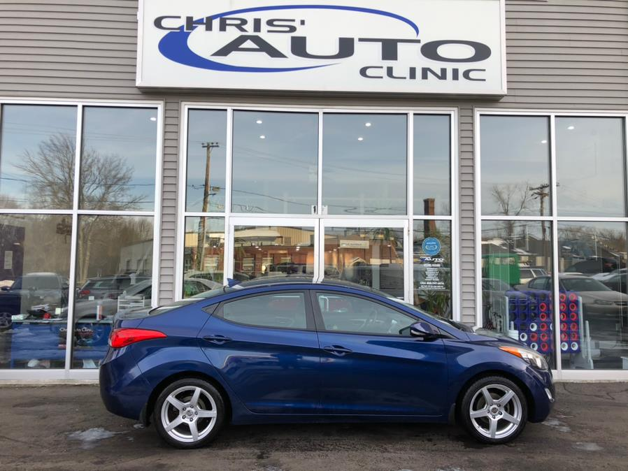 Used 2013 Hyundai Elantra in Plainville, Connecticut | Chris's Auto Clinic. Plainville, Connecticut