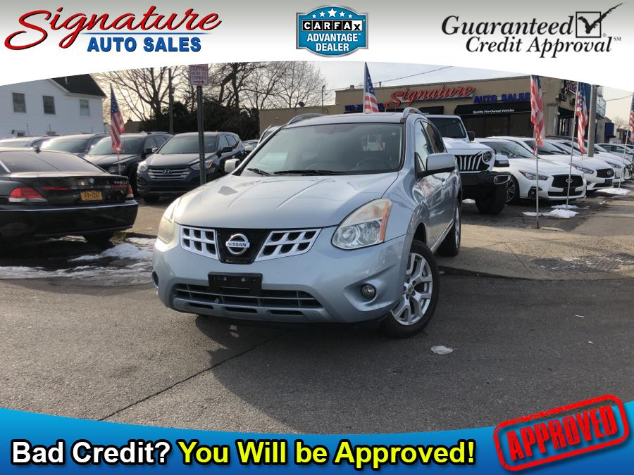 Used Nissan Rogue AWD 4dr SL 2013 | Signature Auto Sales. Franklin Square, New York
