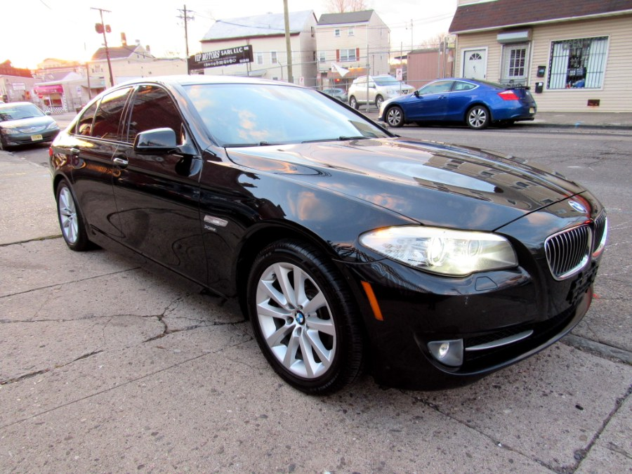 Used 2012 BMW 5 Series in Paterson, New Jersey | MFG Prestige Auto Group. Paterson, New Jersey
