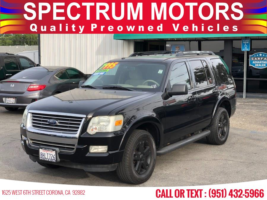 Used 2010 Ford Explorer in Corona, California | Spectrum Motors. Corona, California