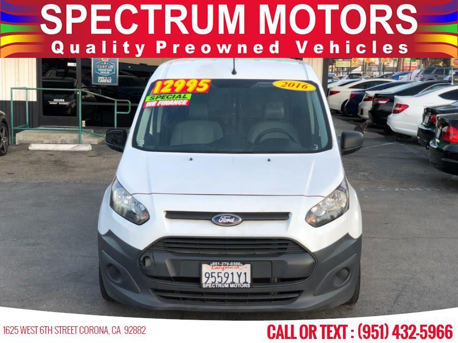 Used Ford Transit Connect LWB XL 2016   Spectrum Motors. Corona, California