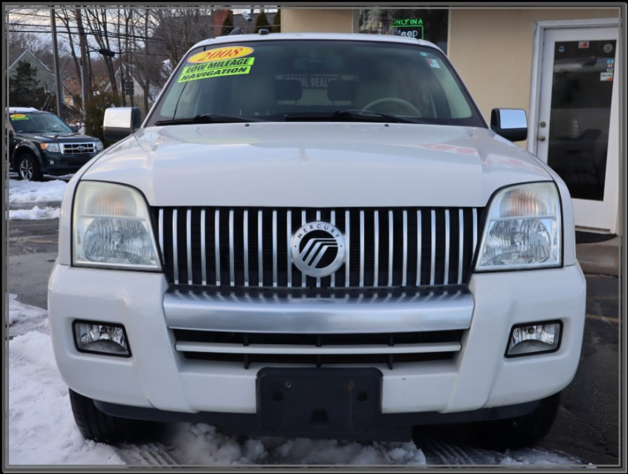 Used Mercury Mountaineer AWD 4dr V8 Premier 2008 | My Auto Inc.. Huntington Station, New York