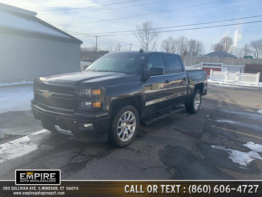 "Used Chevrolet Silverado 1500 4WD Crew Cab 143.5"" LTZ w/1LZ 2015 