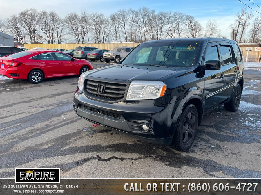 Used 2014 Honda Pilot in S.Windsor, Connecticut | Empire Auto Wholesalers. S.Windsor, Connecticut