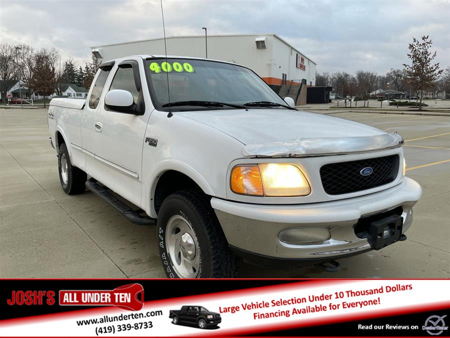 Used 1997 Ford F-150 in Elida, Ohio | Josh's All Under Ten LLC. Elida, Ohio
