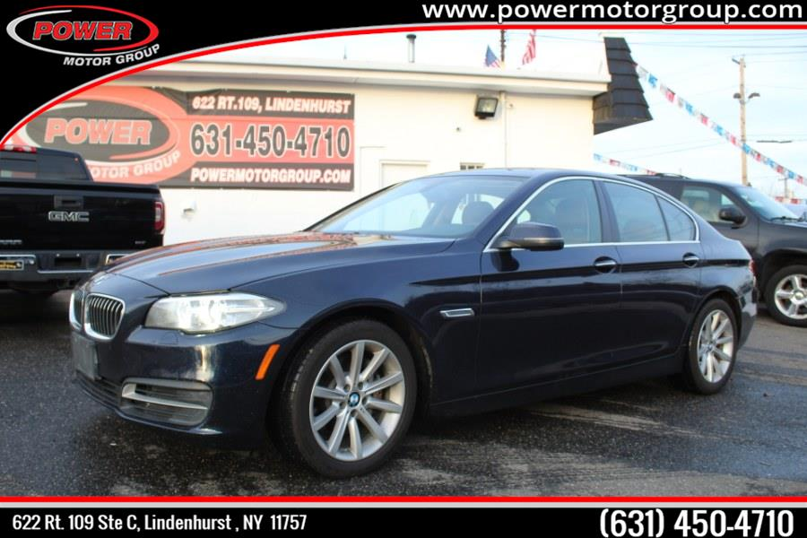 Used 2014 BMW 5 Series in Lindenhurst , New York | Power Motor Group. Lindenhurst , New York