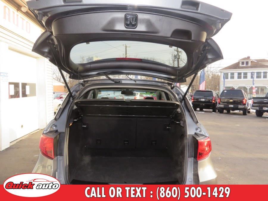 Used Acura RDX AWD 4dr Tech Pkg 2010 | Quick Auto LLC. Bristol, Connecticut