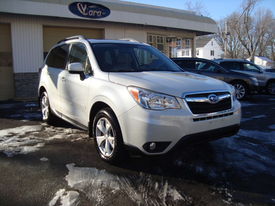 Used Subaru Forester 4dr CVT 2.5i Limited PZEV 2015 | Yara Motors. Manchester, Connecticut