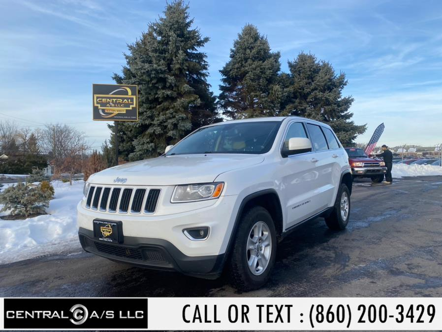 Used 2015 Jeep Grand Cherokee in East Windsor, Connecticut | Central A/S LLC. East Windsor, Connecticut