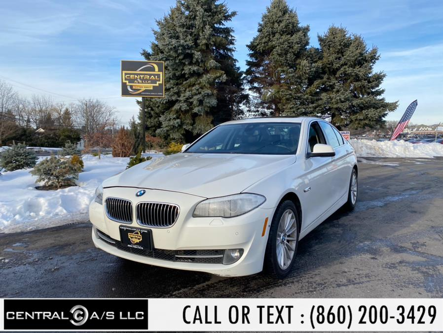Used 2013 BMW 5 Series in East Windsor, Connecticut | Central A/S LLC. East Windsor, Connecticut