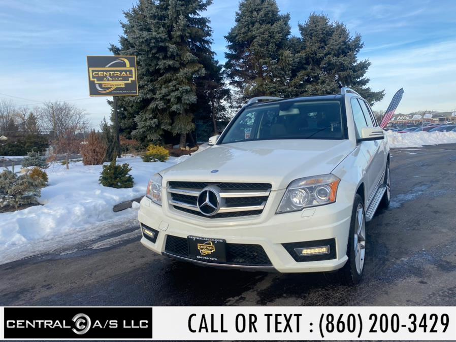 Used 2011 Mercedes-Benz GLK-Class in East Windsor, Connecticut | Central A/S LLC. East Windsor, Connecticut