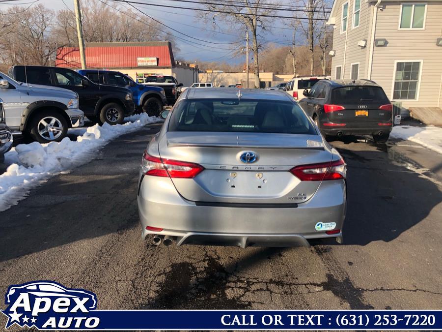 Used Toyota Camry Hybrid SE CVT (Natl) 2018 | Apex Auto. Selden, New York