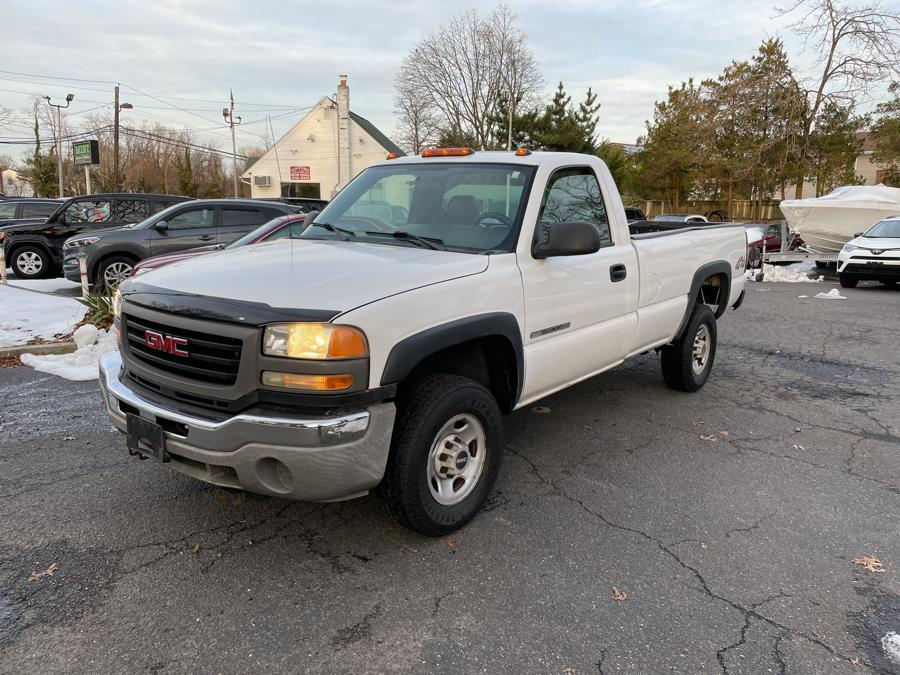 Used 2006 GMC Sierra 2500HD in Islip, New York | Mint Auto Sales. Islip, New York