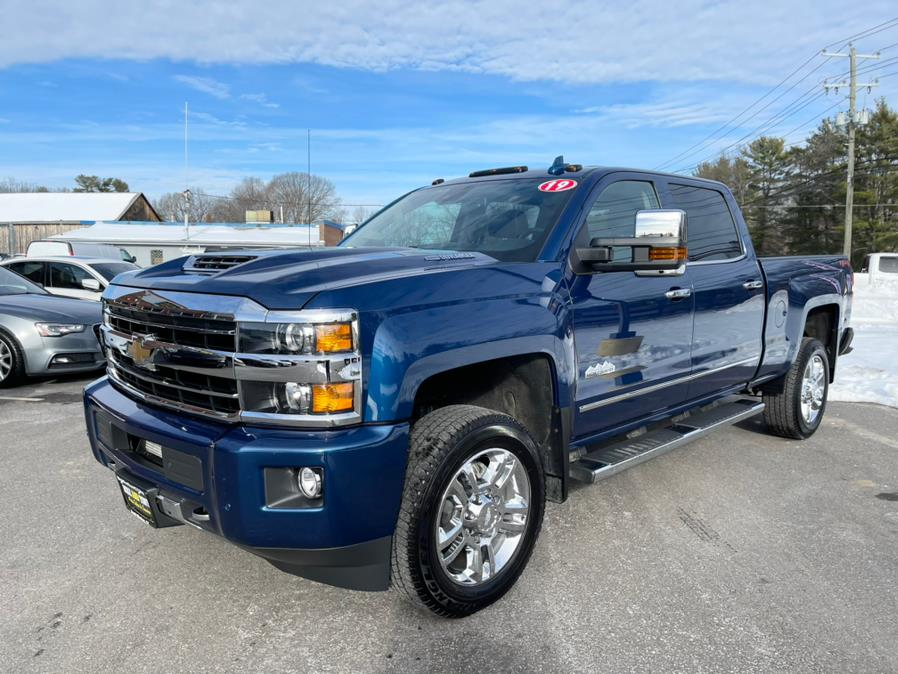 Used 2019 Chevrolet Silverado 2500HD in South Windsor, Connecticut | Mike And Tony Auto Sales, Inc. South Windsor, Connecticut