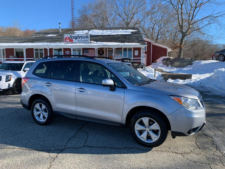 Used 2016 Subaru Forester in Old Saybrook, Connecticut | Saybrook Auto Barn. Old Saybrook, Connecticut