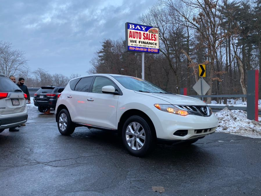 Used 2014 Nissan Murano in Springfield, Massachusetts | Bay Auto Sales Corp. Springfield, Massachusetts