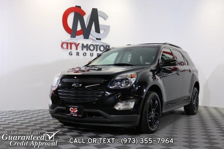 Used Chevrolet Equinox LT 2017 | City Motor Group Inc.. Haskell, New Jersey