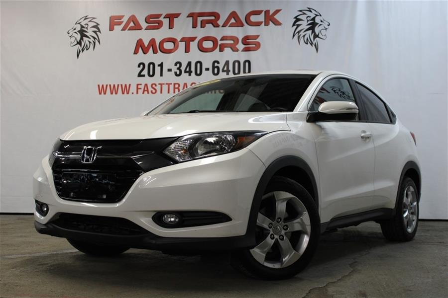 Used 2016 Honda Hr-v in Paterson, New Jersey   Fast Track Motors. Paterson, New Jersey