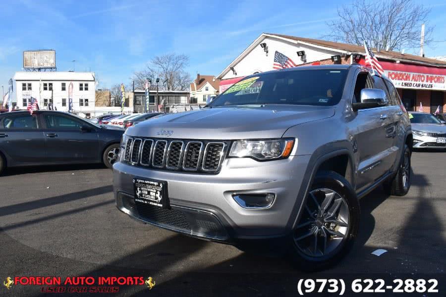 Used 2019 Jeep Grand Cherokee in Irvington, New Jersey | Foreign Auto Imports. Irvington, New Jersey