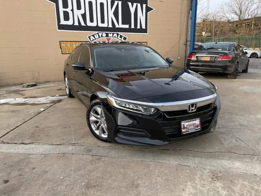 Used Honda Accord Sedan LX 1.5T CVT 2018 | Brooklyn Auto Mall LLC. Brooklyn, New York