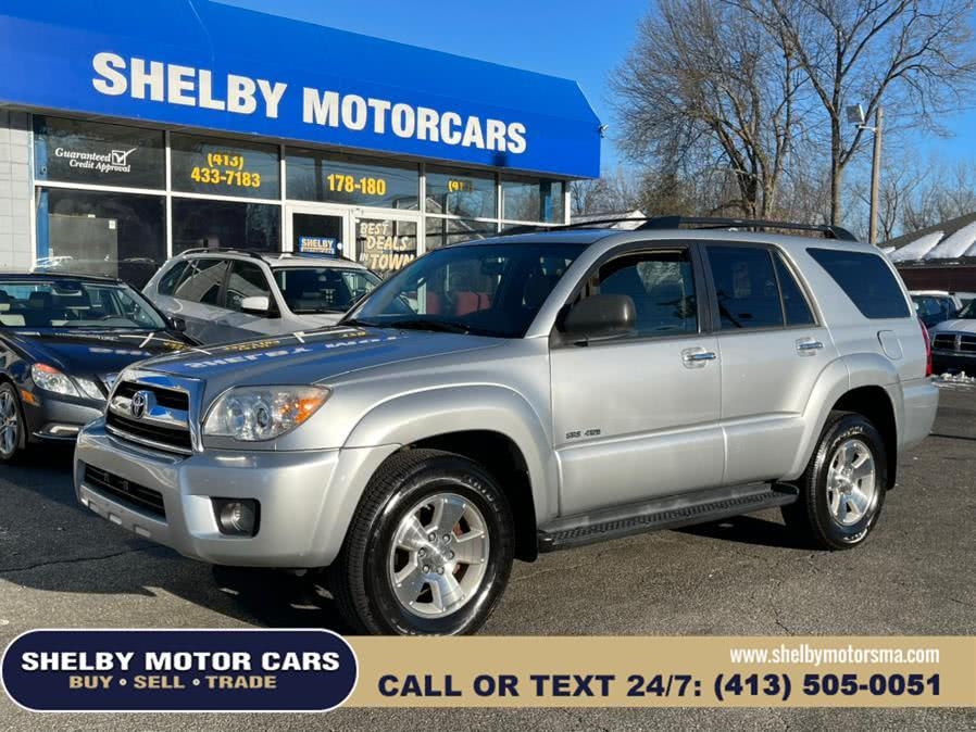 Used 2007 Toyota 4Runner in Springfield, Massachusetts | Shelby Motor Cars . Springfield, Massachusetts