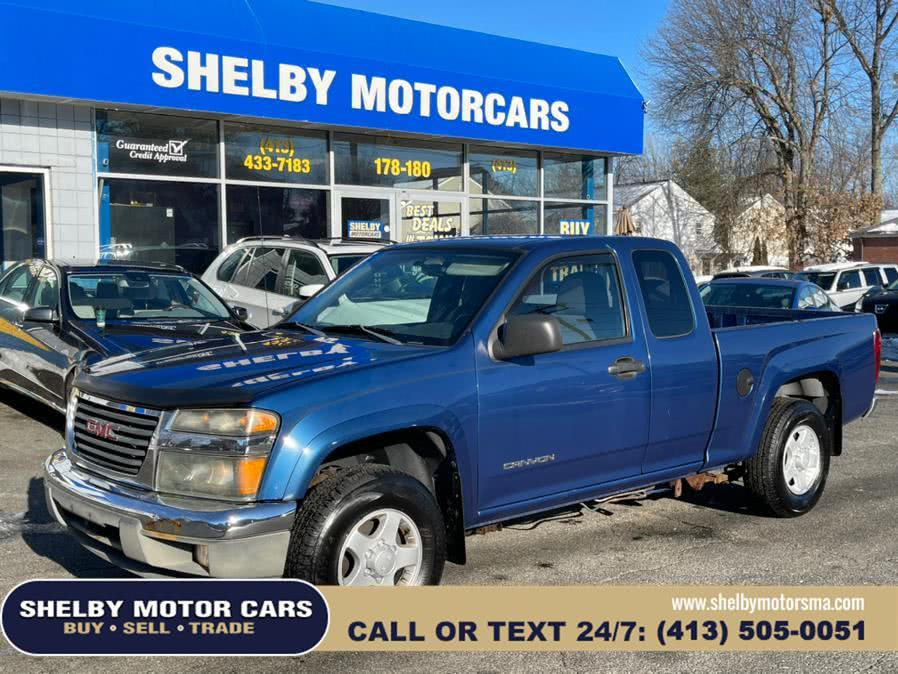 Used 2005 GMC Canyon in Springfield, Massachusetts | Shelby Motor Cars . Springfield, Massachusetts