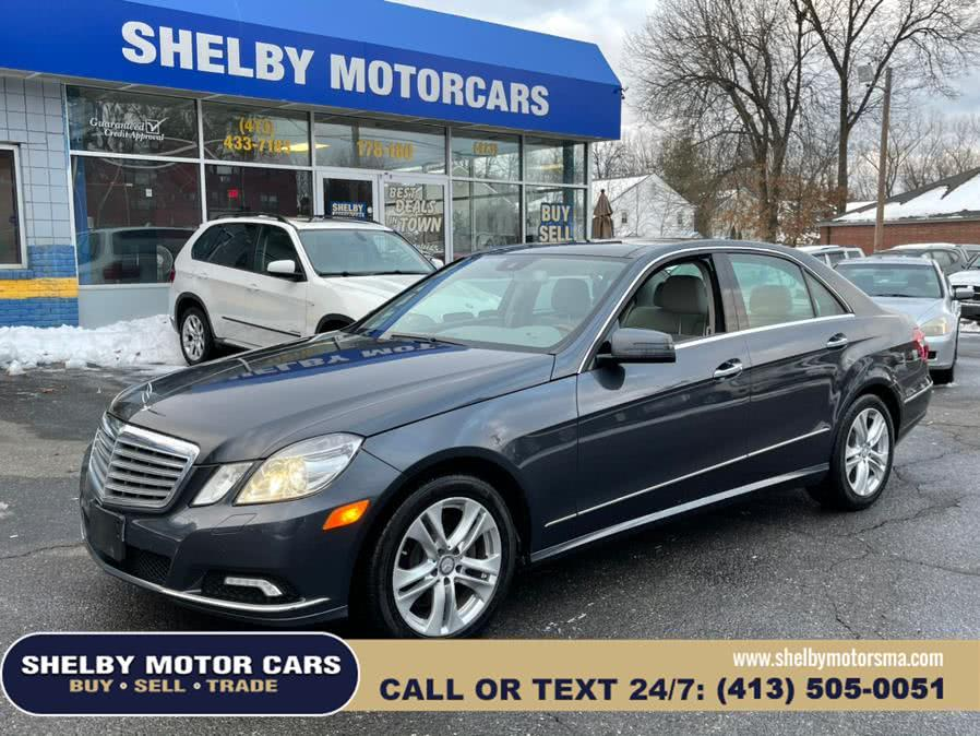 Used 2010 Mercedes-Benz E-Class in Springfield, Massachusetts | Shelby Motor Cars . Springfield, Massachusetts