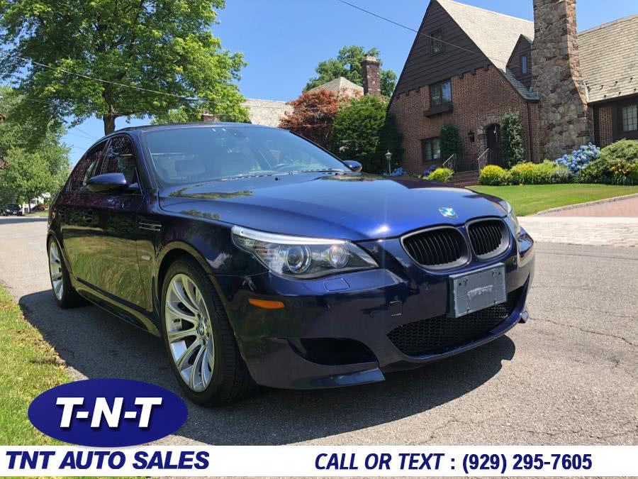 Used 2008 BMW M5 in Bronx, New York   TNT Auto Sales USA inc. Bronx, New York