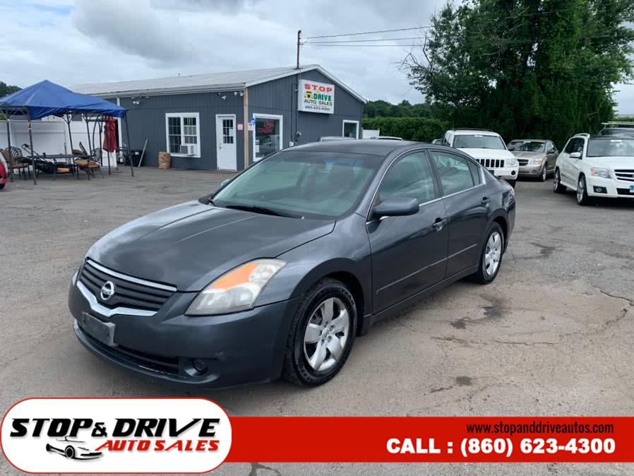 Used 2007 Nissan Altima in East Windsor, Connecticut | Stop & Drive Auto Sales. East Windsor, Connecticut