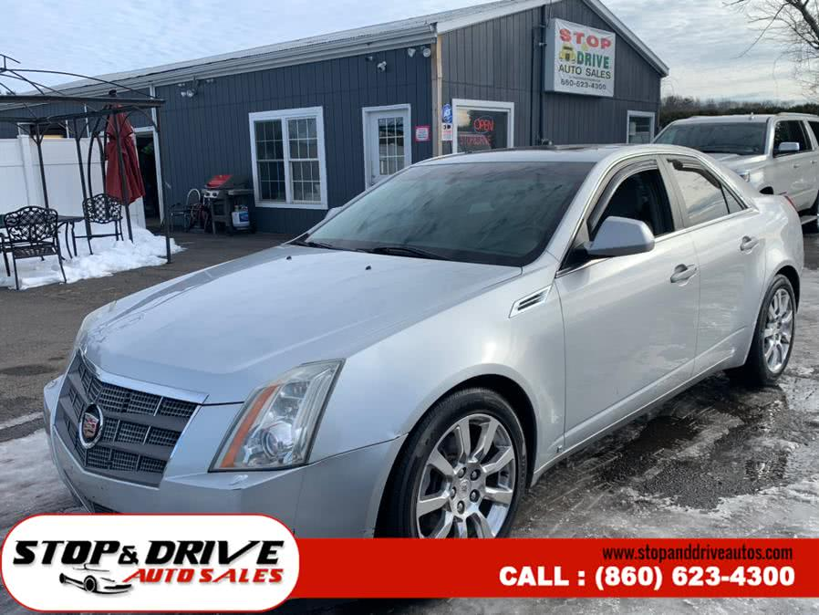 Used 2009 Cadillac CTS in East Windsor, Connecticut | Stop & Drive Auto Sales. East Windsor, Connecticut