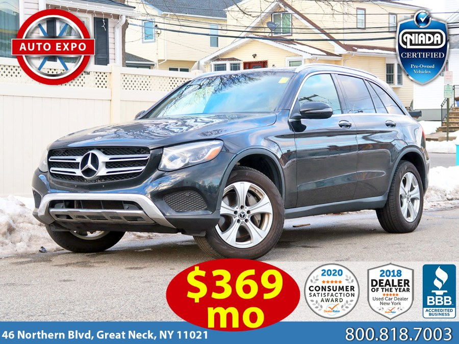 Used Mercedes-benz Glc GLC 300 2018 | Auto Expo Ent Inc.. Great Neck, New York