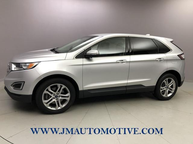 Used 2016 Ford Edge in Naugatuck, Connecticut | J&M Automotive Sls&Svc LLC. Naugatuck, Connecticut