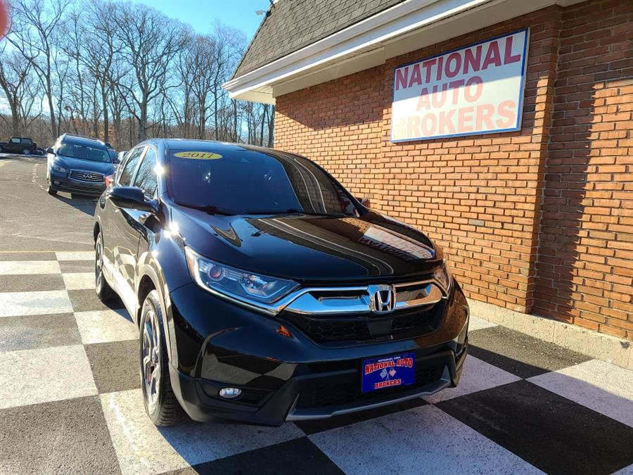 Used 2017 Honda CR-V in Waterbury, Connecticut | National Auto Brokers, Inc.. Waterbury, Connecticut
