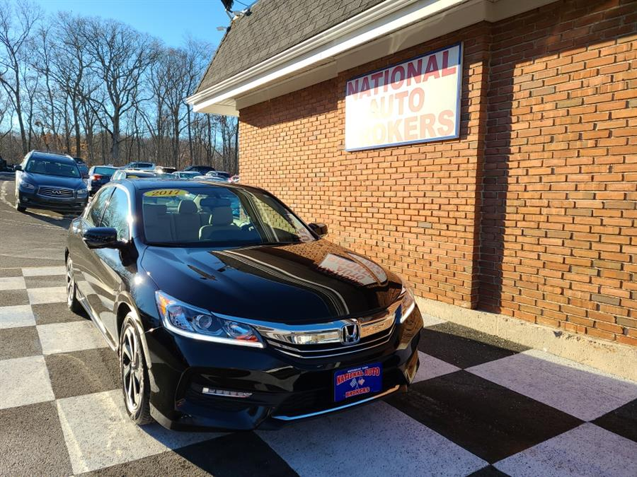 Used 2017 Honda Accord Sedan in Waterbury, Connecticut | National Auto Brokers, Inc.. Waterbury, Connecticut