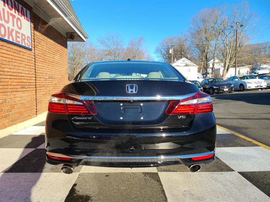 Used Honda Accord Sedan EX-L V6 Auto 2017 | National Auto Brokers, Inc.. Waterbury, Connecticut