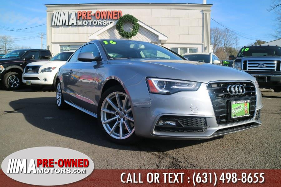 Used 2016 Audi A5 in Huntington, New York | M & A Motors. Huntington, New York